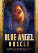 Blue Angel Oracle Cards - Toni Carmine Salerno